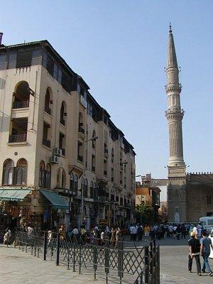 V Káhiře