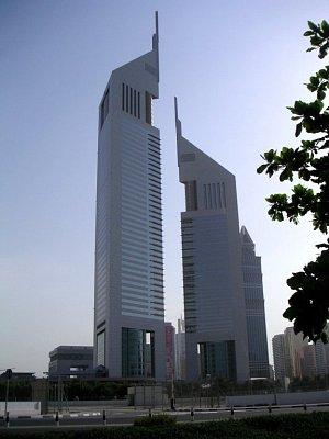 Dubajská dvojčata