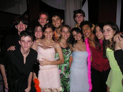 Brazilská párty