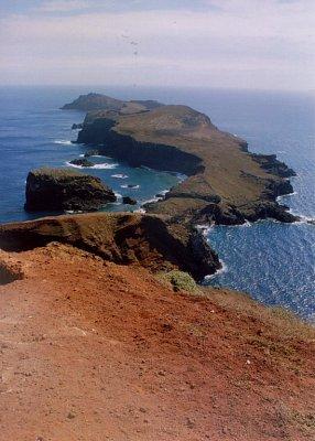 Poloostrov Ponta de Sao Lourenco (nahrál: admin2)