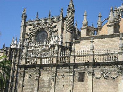 Katedrála v Seville  (nahrál: admin2)