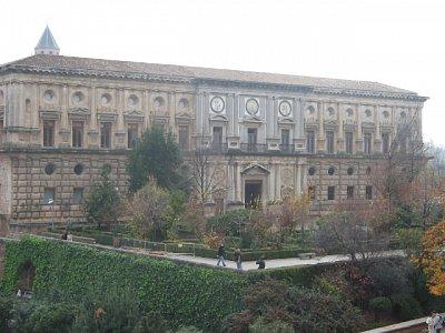 Palác Karla V.