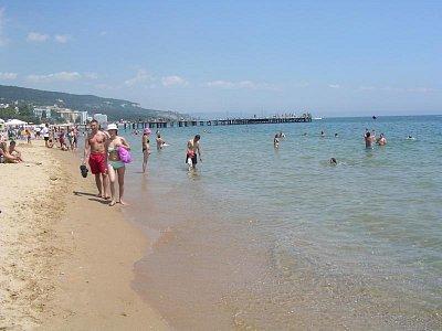 Procházka po pláži (nahrál: Mira)