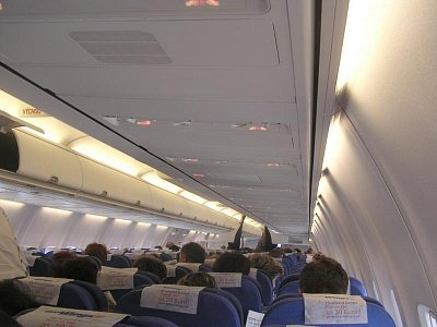 V letadle (nahrál: Mira)