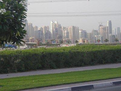Dubai Marina 2km (nahrál: Pavlinka007)