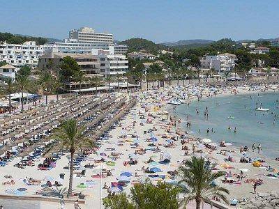 Mallorca - to byla naše Pláž (nahrál: Michaela)