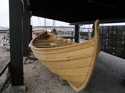 replika vikingské lodi (nahrál: admin)