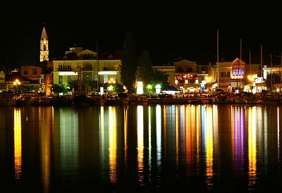 Mitillini - Noční přístav (nahrál: Terry)