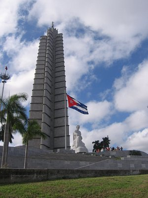 Havana: Plaza de la Revolución (nahrál: admin)