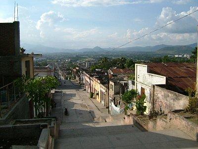 Pohled na Santiago de Cuba (nahrál: admin)