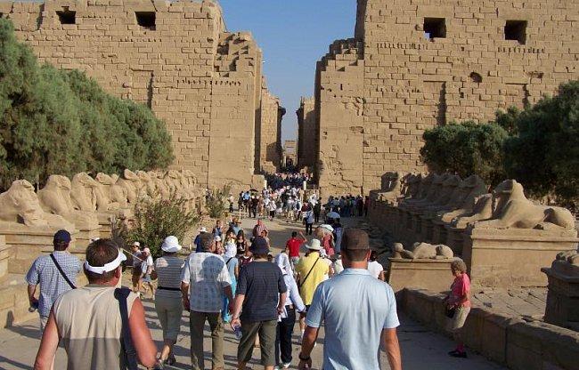 Hurghada a výlety
