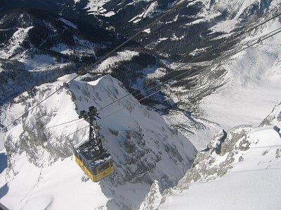 lanovka na Dachstein (nahrál: admin)