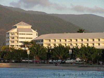 Hotes v Cairns (nahrál: admin)