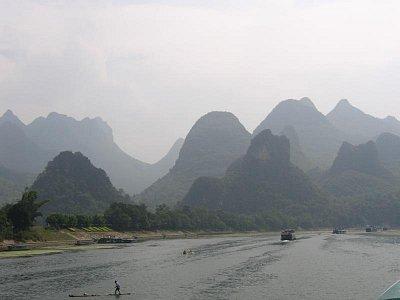 Plavba po řece Li 5 (nahrál: admin)