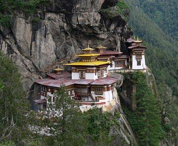 Bhútán - země hřmícího draka