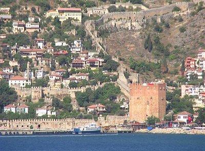 Kizil Kule - Červená věž (nahrál: Johana K.)