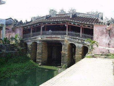 Most v Hoi An (nahrál: admin)