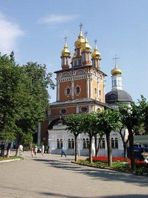 ?? nová rubrika Sergijev Posad - vstupní věž (nahrál: Kamil Hainc)