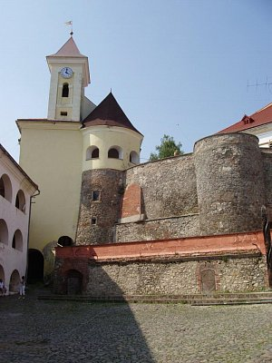 hrad Palanok (nahrál: Kamil Hainc)