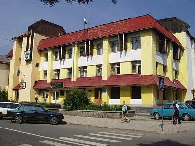 Rachov - centrum (nahrál: Kamil Hainc)
