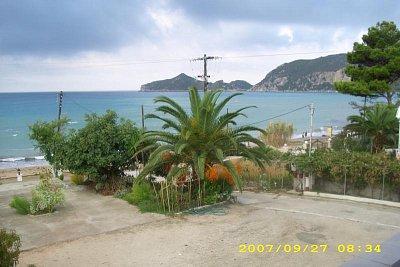 Korfu-Ag.Georgios -Pagi - Následující den bylo opět nádherné počasí (nahrál: Lenka Zagalská)