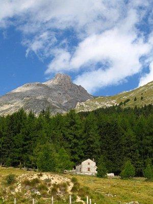 Mt. Camicia - Gran Sasso (nahrál: Monika Raabová)