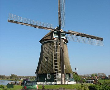 Holandsko 2009 (Bloemencorso, Muiden, Marken...)