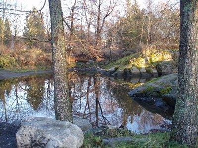 Jeden z mnoha parku v Turku (nahrál: Jiří Birner)