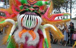 Karneval 2010 v Santo Domingo
