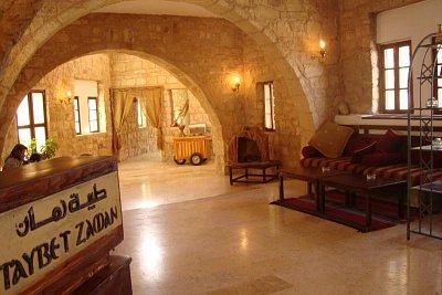 Hotel Taybet Zaman - Petra (nahrál: Trochy)