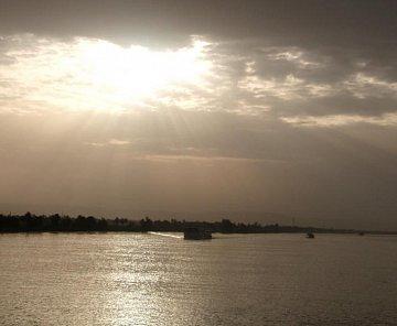 Velká cesta po Egyptě 9 - Plavba po Nilu
