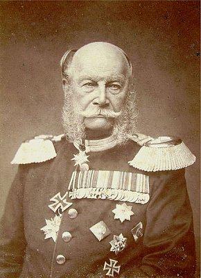 Císař Vilém I. Pruský (1884) - Císař Vilém I. Pruský (1884). Zdroj: Wikipedia.org (nahrál: admin)