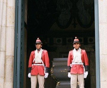 Peru, po stopách Inků, říjen 2007