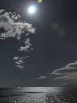 MSC Orchestra- Za tajemstvím Rio de Janeira- Svítání a západ slunce nad Atlatickým oceánem při plavb