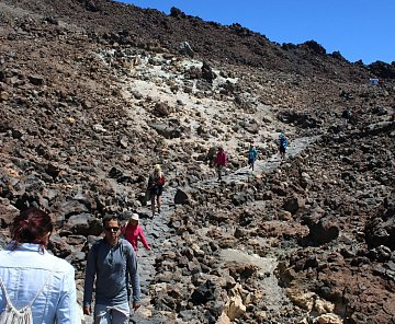 Vulkán Teide na Tenerife