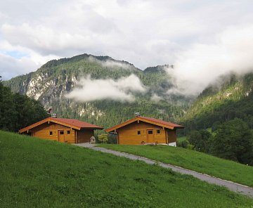 Bavorské Alpy - Český hotel Lampllehen
