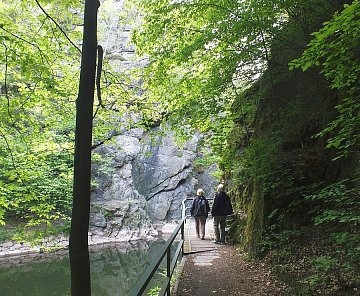 Pojizeří - Riegrova stezka