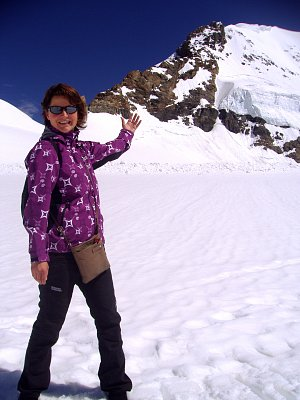 Jungfrau, Mönch a Eiger