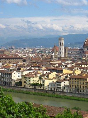 Florencie, Pisa, Cinque Terre