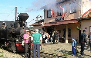 Rumunsko, Maramures - lesní železnice v údolí řeky Vasser