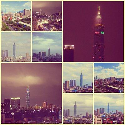 Taipei 101, Tchajwan (nahrál: zadevaterohorami)
