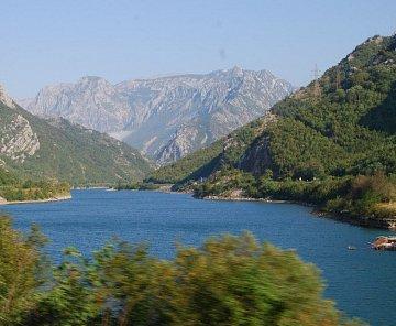 JZ Balkán - Srbsko (Guča) , Černá Hora, Dalmácie, Bosna a Hercegovina
