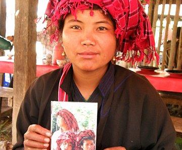 Myanmar (Barnma) 2011- jezero Inle a Tangguyi (balonový festival)