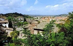 UMBRIA, RÍM, úžasná chuť Talianska